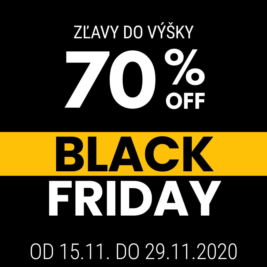 Black friday - banner maly