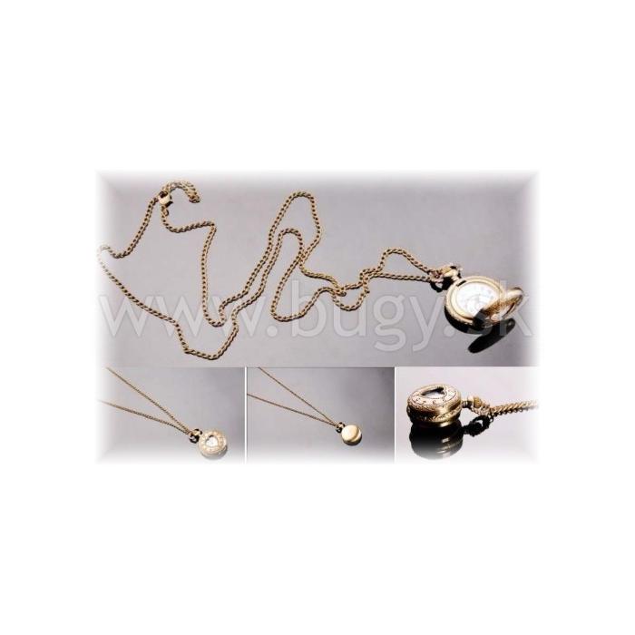 d23abd695 Bižutéria - náhrdelník s retiazkou, malý, typ KU-S02 | Bugy.sk