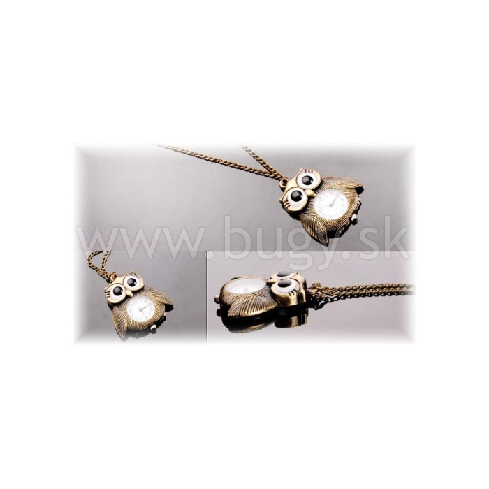 a3ab990b7 Bižutéria - náhrdelník s retiazkou, zvierací motív, typ KU-S019 ...