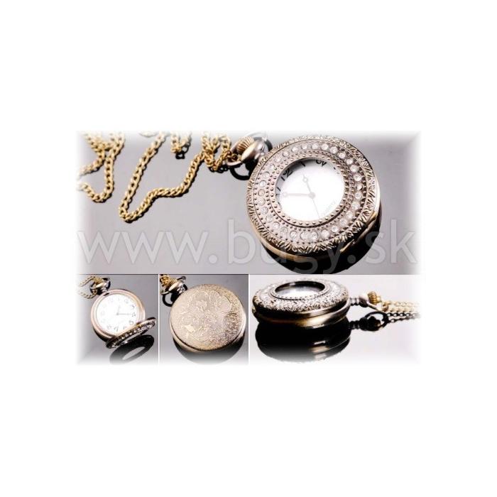 536f4fa29 Bižutéria - náhrdelník s retiazkou, veľký, typ KU-S037 | Bugy.sk