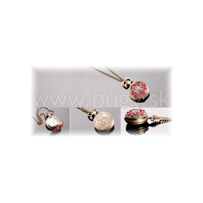 4232650a9 Bižutéria - náhrdelník s retiazkou, malý, typ KU-S016 | Bugy.sk