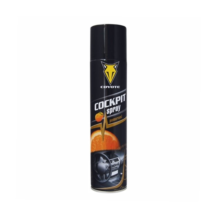 COCKPIT spray 520 400ml Pomaranc