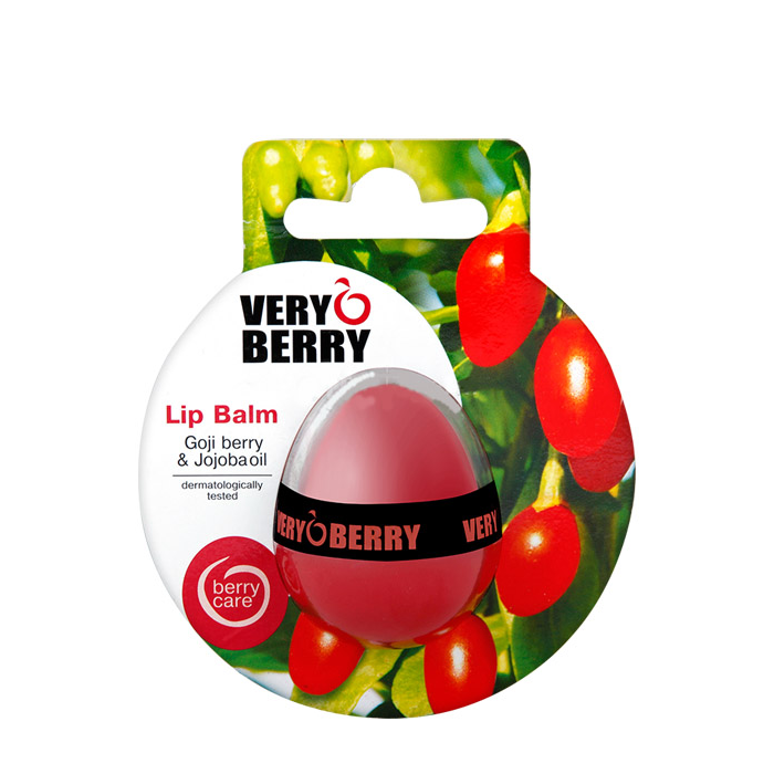 VERY BERRY lip balzam Goji and Jo 11,5g