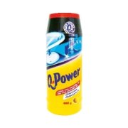Q power piesok 400g citron