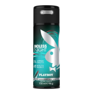 PLAYBOY EnglessNight deo 150ml M
