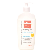 MIXA baby gel 2v1 400ml