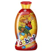 BOBINI sampon a pena 400ml orange