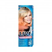 LIVE color sprej 125ml Past. marhulo