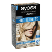 SYOSS color Blond H1 sada na farbeni