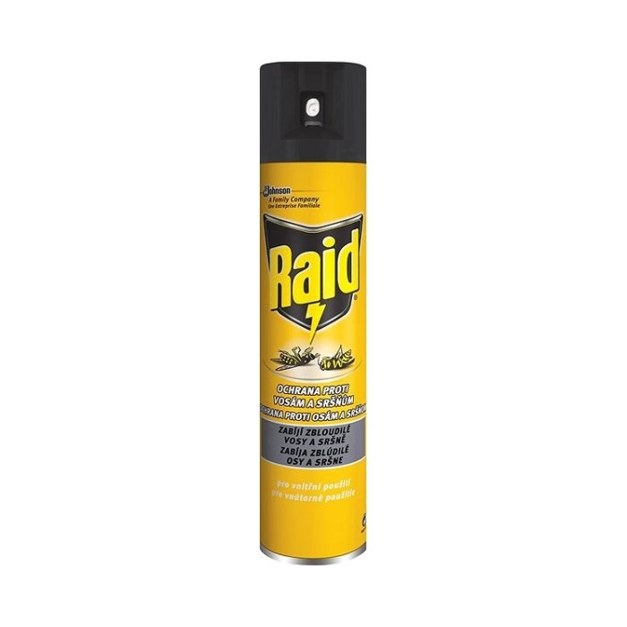 RAID 300ml spray osy srsne