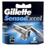 GILLETTE sensor excel  NH 5ks