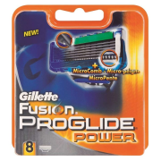 GILLETTE fusion prog.power NH8ks