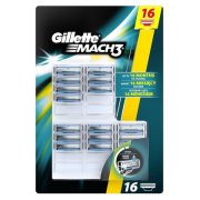 GILLETTE Mach3 NH 16ks/Blis
