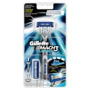 GILLETTE Mach3 Turbo str.+1NH