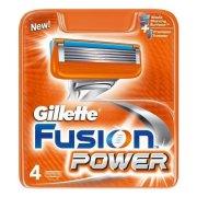 GILLETTE fusion NH 4ks power