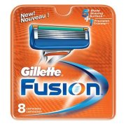 GILLETTE fusion NH 8ks normal