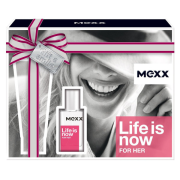 MEXX LIFE IS NOW FOR HER EDT15+BL50m