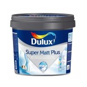 DULUX Super Matt Plus 10l