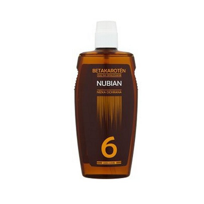 NUBIAN op.olej OF6 spray ciri 150ml