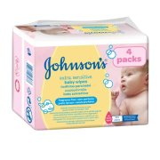 JOHNSONS baby vl.obr.4x56ks sensitiv