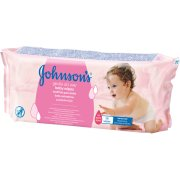 JOHNSONS Baby vl.obrusky cleas.56ks