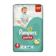 PAMPERS Pants JP 52ks Maxi 4 9-14kg