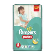PAMPERS Pants JP 48ks Jun 5 12-18kg