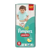 PAMPERS Pants JP 44ks ExLarge 6 16+k