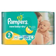 PAMPERS New Mini 43ks
