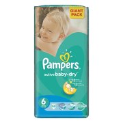 PAMPERS GP Extra Plus 56ks