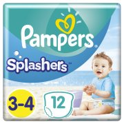 PAMPERS Splashers 12ks 6-11kg