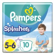 PAMPERS Splashers 10ks 14+kg