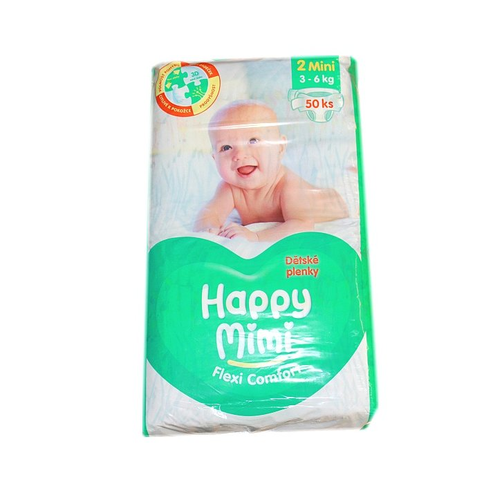 HAPPY Mimi FlexiComfort Mini 50ks