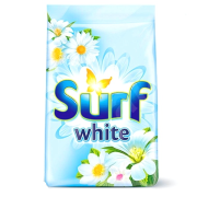 SURF prasok White orchidea 20PD