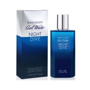 DAVIDOFF COOL W NIGHT DIVE EDT125ml
