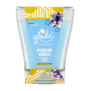GLADE sviecka maxi Wint and Fliwers 224g