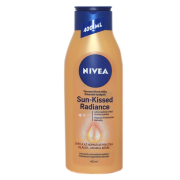 NIVEA Body Milk Sun 400ml tonov.SPok