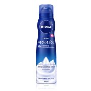NIVEA body pena 200ml Milk Mousse