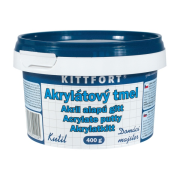 Tmel akrylatovy Kittfort 400g