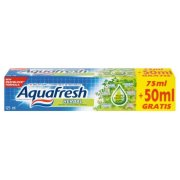 AQUAFRESH ZP 125ml herbal
