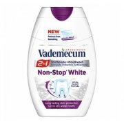 VADEMECUM ZP 2v1 75ml Nat.White