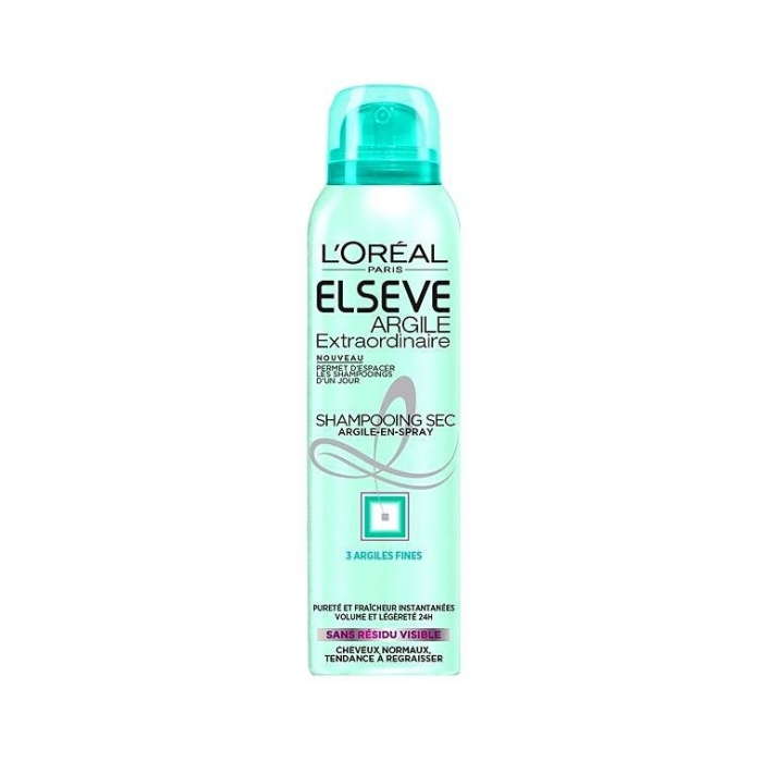 ELSEVE suchy sampon ExtraClay 150ml