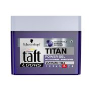 TAFT gel X-looks titan extreme 250ml