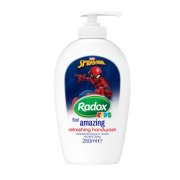 RADOX Kids tek.mydlo 250ml Spiderman
