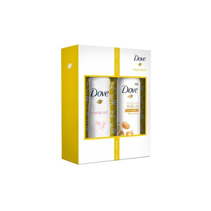 UN X18 Dove Argan Oil kazata