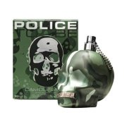 POLICE TO BE CAMOUFLAGE EDT125ml