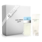 D and G LIGHT BLUE EDT50+BC100