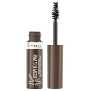 RIMMEL gel na obocie 002 med.brown