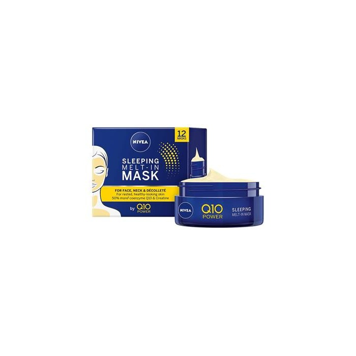NIVEA maska Q10 50ml nocna Power