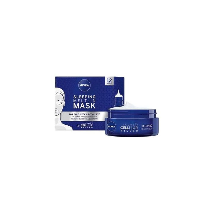 NIVEA maska Cellu hyal.elas.50ml no